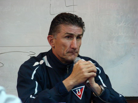"Bauza: ""Hay que defender la punta"" (Video)"