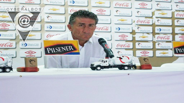"Bauza: ""Serán todas finales"" (video)"