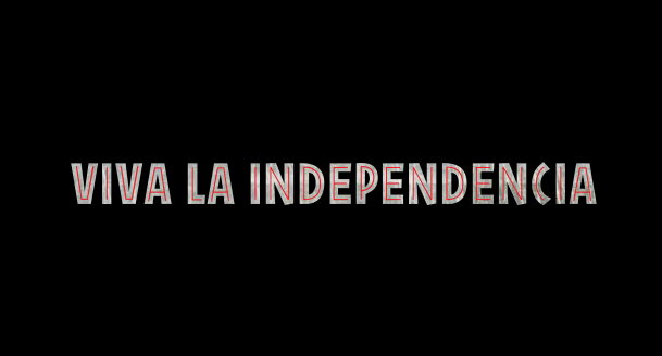 Viva La Independencia | Video