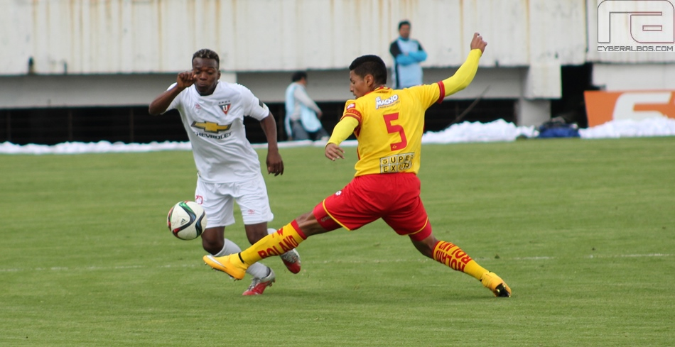 Aucas vs LIGA, Fotos